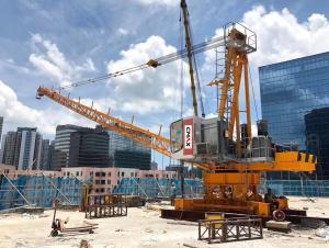 CMAX Lateste Derrick Crane TCD3016 with stable quality and good price