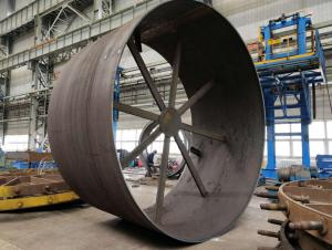 Rotary  Kiln  Shell  CNBM  made  in  China