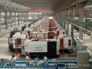 CNC machine tool is the abbreviation of Computer numerical control machine tools.