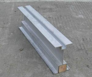 T150 beam GASS Lightweight Aluminum Slab Formwork Aluminum beam for Building