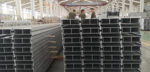 Germany Standard GASS Lightweight Aluminum Slab Formwork Aluminum beam for Building