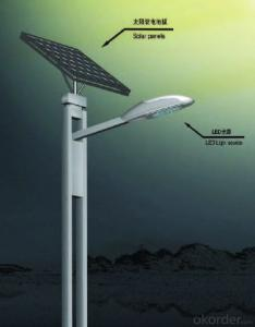 CNBM SOLAR STREET LIGHT ALL IN ONE & SEPARATE