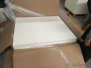CERAMIC FIBER BOARD INSULATION BOARD CHINA SUPPLIER