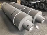 UHP Ultra High Power Graphite Electrodes for Eaf in Steel Industries