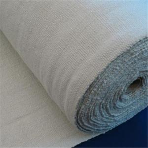 Fireproof Ceramic Fiber Cloth Reinforced With Steel Wire or Glass Fiber