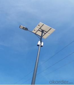 Conco series Solar street light split type 60W to 120W