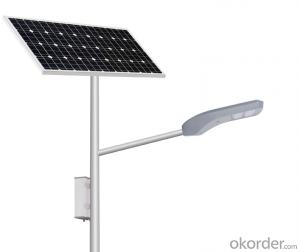 Conco series Solar street light split type 60W to 120W