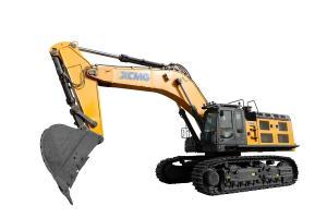XE1250 MIning Excavator hydraulic excavator CUMMINS engine 567kw/1800rpm 11.5T