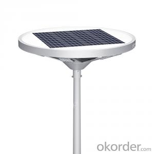 Solar light solar plaza light Halo series