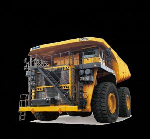 XDM80 LIGHT MINING TRUCK 70 tons Y&C Engine