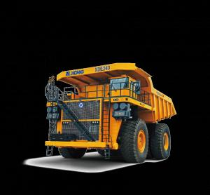 XDE320 LEADER ELECTRIC DRIVE DUPM TRUCK  MINING