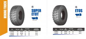 Tire for Mining truck mining loader mine tyre MT 14.00-16.00R25 loader tire with quality warranty
