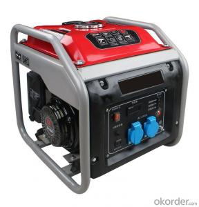 ZOP Portable 4KW Inverter Generator for Power Use