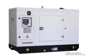 Silent Type Mitsubishi Diesel Generating Set