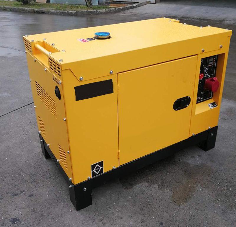 Low Noise Diesel Generator Set  5KW to 12KW