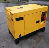 Low Noise Diesel Generator Set  5KW to 12KW