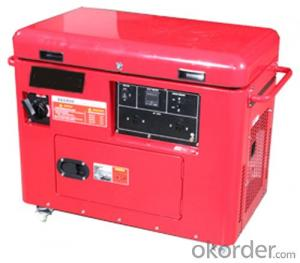 Low-noise Gasoline Generator Set 5KW to 20KW