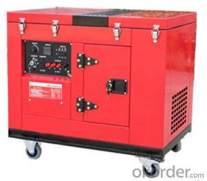 Low-noise Gasoline Generator Set 5KW to 20KW