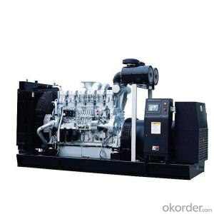 Open Type Mitsubishi Diesel Generating Set