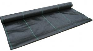 High Strength PP Woven Geotextile 80g to 400g For Road Consturction Project