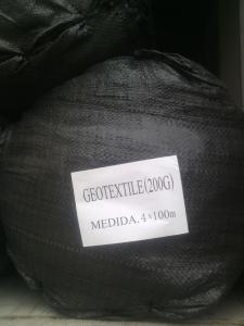 High Tensile Strength PP Nonwoven Geotextile for Cilvil Engineering Project Use