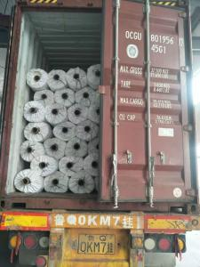 High Strength Woven Geotextile for Road Construction Use