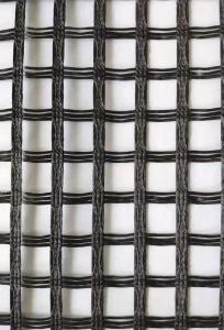 Polyester Geogrid 80KN/80KN 120KN/120KN for Road Reinforcement Use