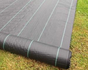 PP Woven Geotextile 20KN for Road Consturction Project