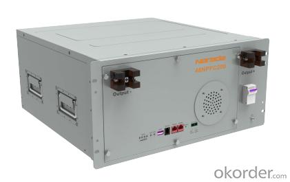 Narada NPFC Series battery 48NPFC200 for solar and telecom