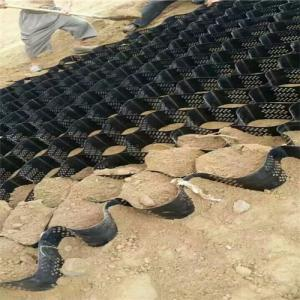 HDPE Geocell for Road Reinforcement with Different Welding Distance