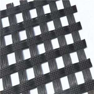 Polyester Geogrid for Road Construction with High Strength