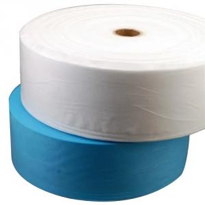 China Printed 100 PP Factory Directly Sell SMS Non Woven Fabric Roll