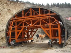 Tunnel Lining Trolley, Tunnel Formwork, Steel Formwork