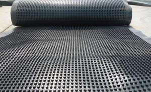 HDPE waterproofing drainage board for underground garage