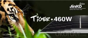 Jinko Solar Module Tiger Bificial DG 455-475 Watt