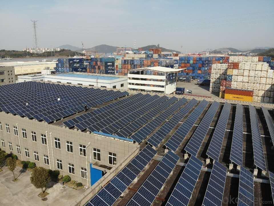 410W Mono Solar Panel Osda Panel Oda410-36-M