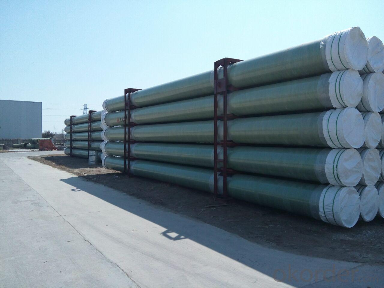 Glass-fiber Reinforced Epoxy Pipe System LNG 100mm