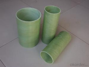 Glass-fiber Reinforced Epoxy Pipe System LNG 50mm
