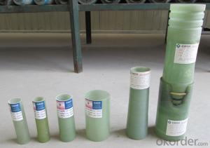 Glass-fiber Reinforced Epoxy Pipe System LNG 80mm