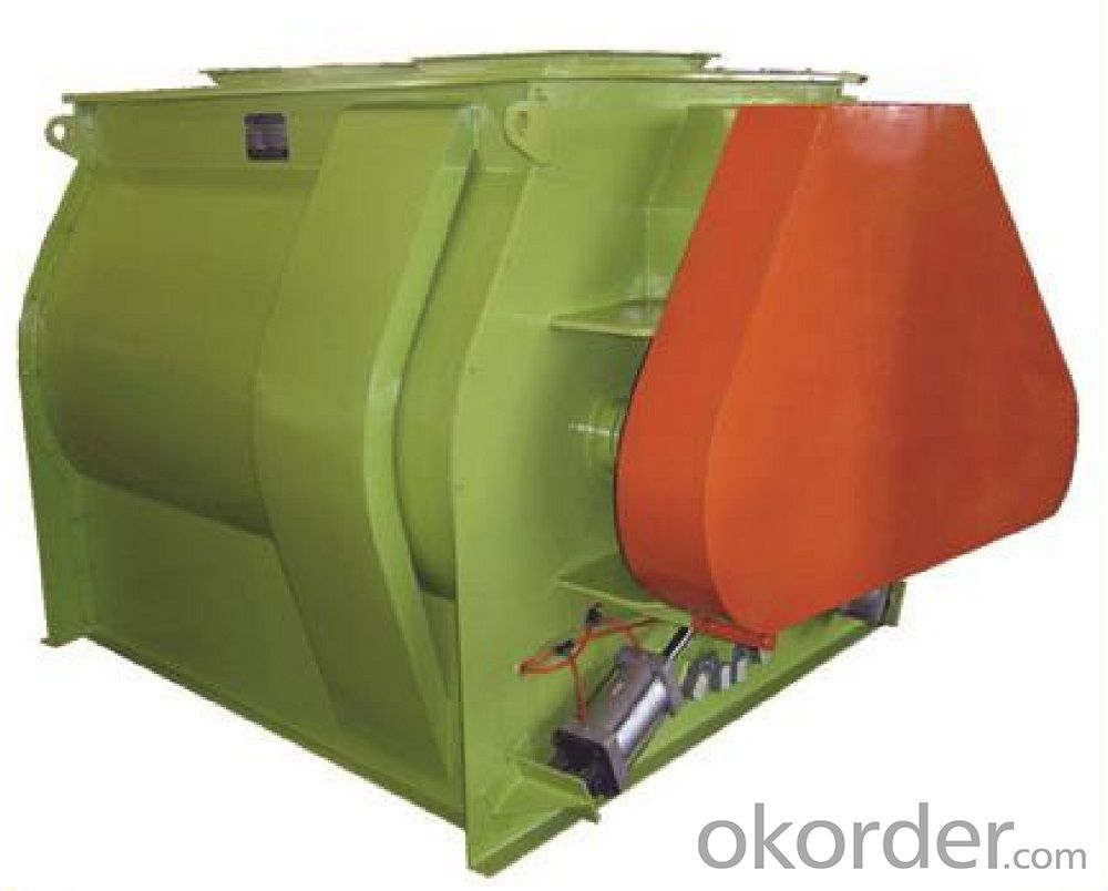 Mixing Machine SSHJ Type Stainless Steel Mixer