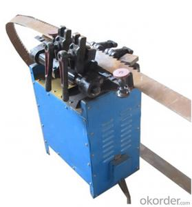 UN6-50 Flash Seal-welding band saw blade butt welding machine