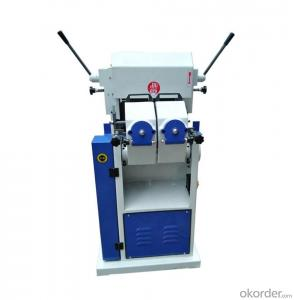 Round Wood Rod Sanding Polishing Sander Machine for minor diameter