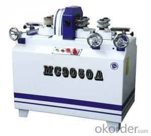 MC9020 single feeding and single discharge wood round stick Processing equipment machine