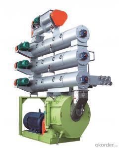 Pelletizer for Aquatic Feed SZLH508 Type Granulating Machine