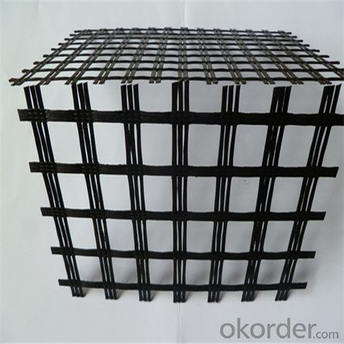 Fiberglass Geogrid for Road Reforcement Construstion