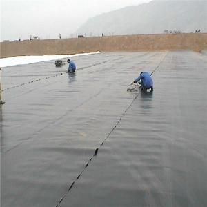 HDPE Geomembrane for  Landfill and Waterproof