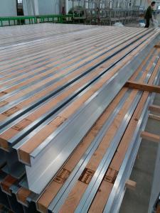 single-web S150 Aluminum beam for concrete formwork scaffolding system light weight beam