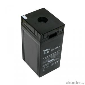 2V400AH lead acid battery storage battery maintenance free battery high quality usage