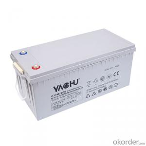 Lead Acid AGM Battery 12V200AH  Rechargeable Storage Maintenance free