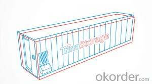 Container energy power storage system battery pack solar energy